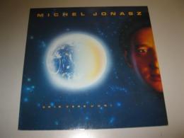 "VINYLE MICHEL JONASZ ""UNIS VERS L'UNI"" 33 T ATLANTIC / WEA (1985) - Other - French Music"