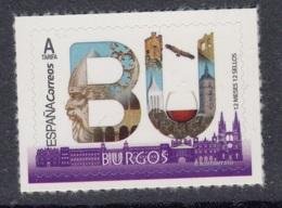 21.- SPAIN ESPAGNE 2019 12 MONTHS 12 STAMPS - BURGOS - 1931-Oggi: 2. Rep. - ... Juan Carlos I