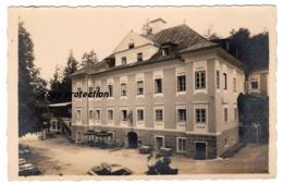 Hotel Oder Gasthaus, Foto Postkarte Vom Atelier Luise Villach In Kärnten, Österreich - Ansichtskarten