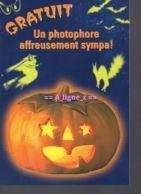 REF 440 : CPM Halloween Chocolat Léonidas - Halloween