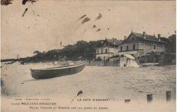 MOULLEAU-ARCACHON - Villas Tibord Et Babord Du Bassin - Autres Communes
