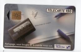 F256 772 - Alphapage - Francia