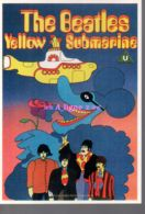 REF 438 : CPM Cart'com The Beatles Repro - Publicité