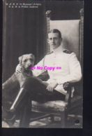 REF 443 : CPA GRECE GREECE Le Prince André Andréas - Grèce