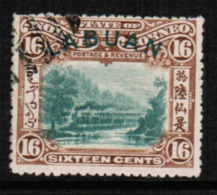 NORTH BORNEO---Labuan  Scott # 99 VF USED (Stamp Scan # 547) - North Borneo (...-1963)