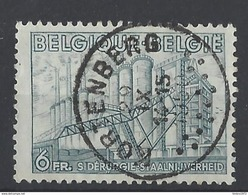 Nr 772 Centraal Gestempeld - Belgique