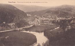 Trois Ponts, Panorama En Samenloop Van De Amblève En De Salm (pk62477) - Trois-Ponts