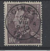 Nr 434 Centraal Gestempeld - 1936-51 Poortman