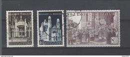 Nr 876-78 Gestempeld - Belgium