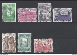 Nr 1205-11 Centraal Gestempeld - Postmark Collection