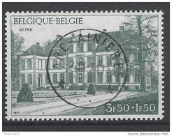Nr 1605 Centraal Gestempeld - Unclassified