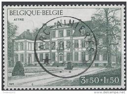 Nr 1605 Centraal Gestempeld - Marcophilie
