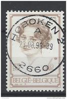 Nr 2183 Centraal Gestempeld - Belgique