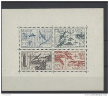 Blok 4 ** - Maroc (1956-...)