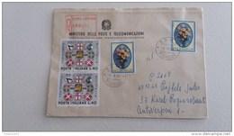 Omslag Italie - 1946-.. République