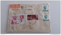 Omslag Italie Met Kaarsvet Erop - 1946-.. République