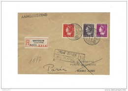Omslag Van Amsterdam Naar Parijs - Covers & Documents