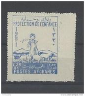 Nr 375 Uit 1951 ** - Afghanistan