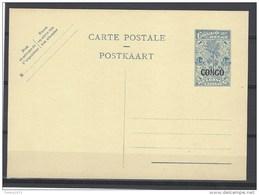 Briefkaart Belgisch Congo - Entiers Postaux