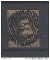 Balkstempel Nr 8 Mooi Centraal Zegel Links Beetje Aangesneden. - Postmark Collection