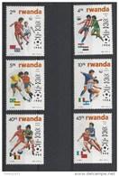 Nr 1275-80 ** - 1980-89: Neufs
