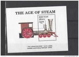 The Age Off Steam ** - Bhoutan