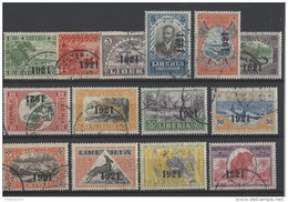 Nrs 180-93 Gestempeld - Liberia
