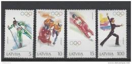 Nrs 328-31 ** - Lituanie