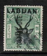 NORTH BORNEO---Labuan  Scott # J 1 VF USED (Stamp Scan # 547) - North Borneo (...-1963)