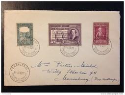 Omslag Met Nrs 987-89 - Enveloppes