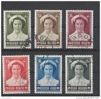 Nr. 912-17 - Postmark Collection