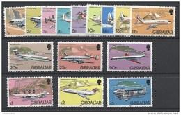 Nrs 439-53 ** - Gibraltar