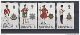 Nrs 316-19 ** - Gibraltar