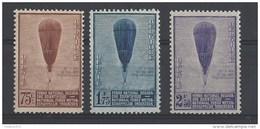 Nrs 353-55 ** - Belgium