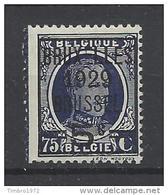 Nr 274 **  Met Kleurboord - Belgium