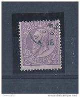 Nr 52 Gestempeld - 1884-1891 Leopold II
