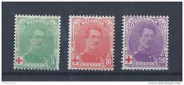 129-31 ** - 1918 Red Cross