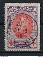 Ca Nr 134 - 1914-1915 Croix-Rouge