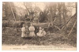 88 003 - ANGLEMONT - Ouest Du Village, Chene Déchiqueté Par Une Marmite - Altri Comuni