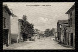 Maizières – Rue Du Haut Pré (Ed. Inconnu). - France