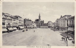 Charleroi, Place Du Sud Et La Poste (pk62498) - Charleroi