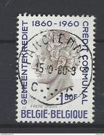 Nr 1161 - Oblitérés