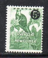 T1466 - PAPUA NUOVA GUINEA 1959 , Serie Yvert N. 41 ***  MNH  Kanguro - Papua Nuova Guinea