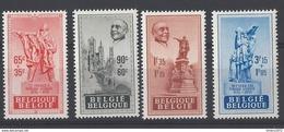 Nr 781-84 ** - Unused Stamps