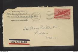Brief - Postzegels