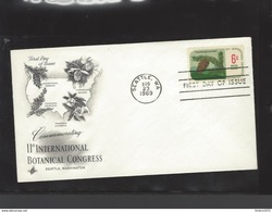 Fdc - Postzegels