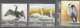 Aland 2005 Michel 244 - 246 Neuf ** Cote (2013) 9.50 Euro Oiseaux - Aland