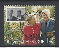 Nr 2828 Centraal Gestempeld - België