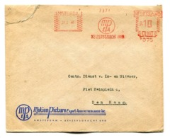 NEDERLAND COMMERCIAL COVER - CIRCULATED FROM AMSTERDAM TO DEN HAAG. YEAR 1948  -LILHU - Cartas