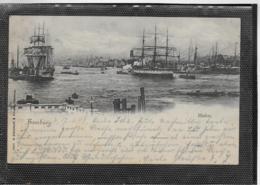 AK 0345  Hamburg - Hafen Um 1899 - Mitte
